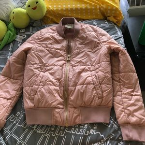Pink Bomber Mint Condition